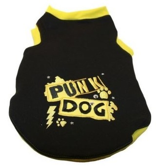 Moleton Punk Dog Pet Caninas Pronta Entrega