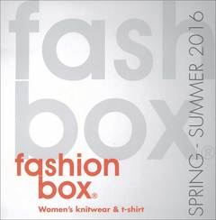 Fashion Box Women's Knitwear & T-Shirt - S/S 2016 - inclui CD-Rom