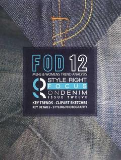Focus on Denim - Vol. 12 - inclui CD-ROM