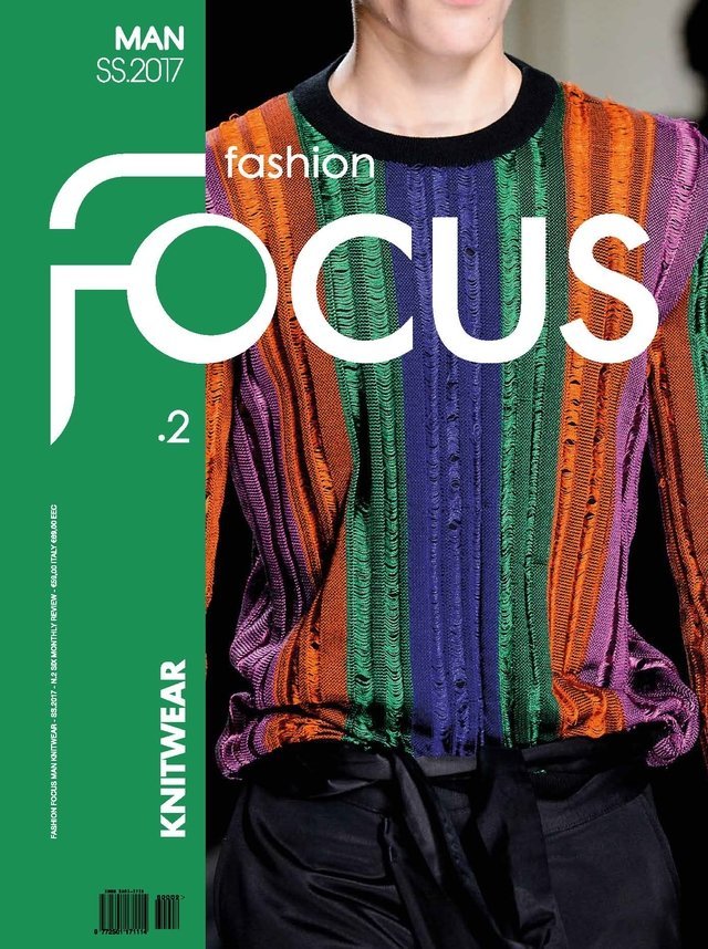 Fashion Focus Knitwear Man nº 2 - S/S 2017
