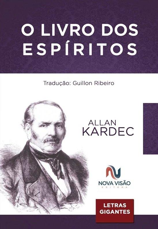 O Livro Dos Espiritos Allan Kardec