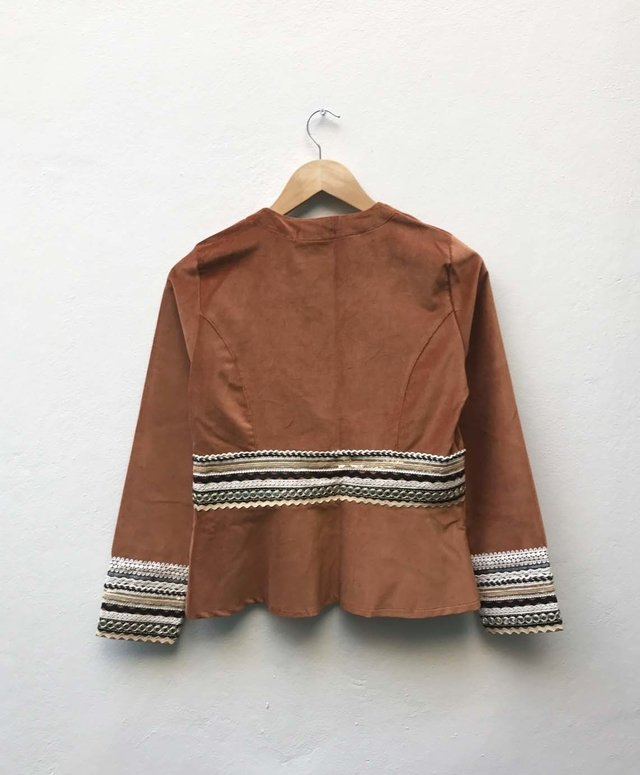 CHAQUETA WOOD en internet
