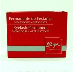 Kit Permanente De Pestañas 6 Monodosis