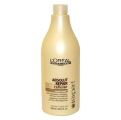 Acondicionador Loreal Absolut Repair & Vitamino Color x750ml