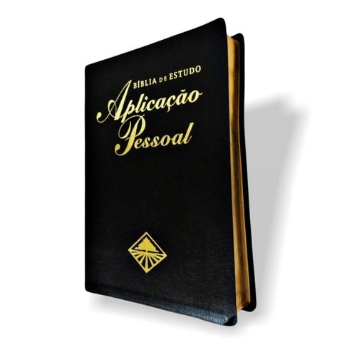 Bíblia de aplicação pessoal grande