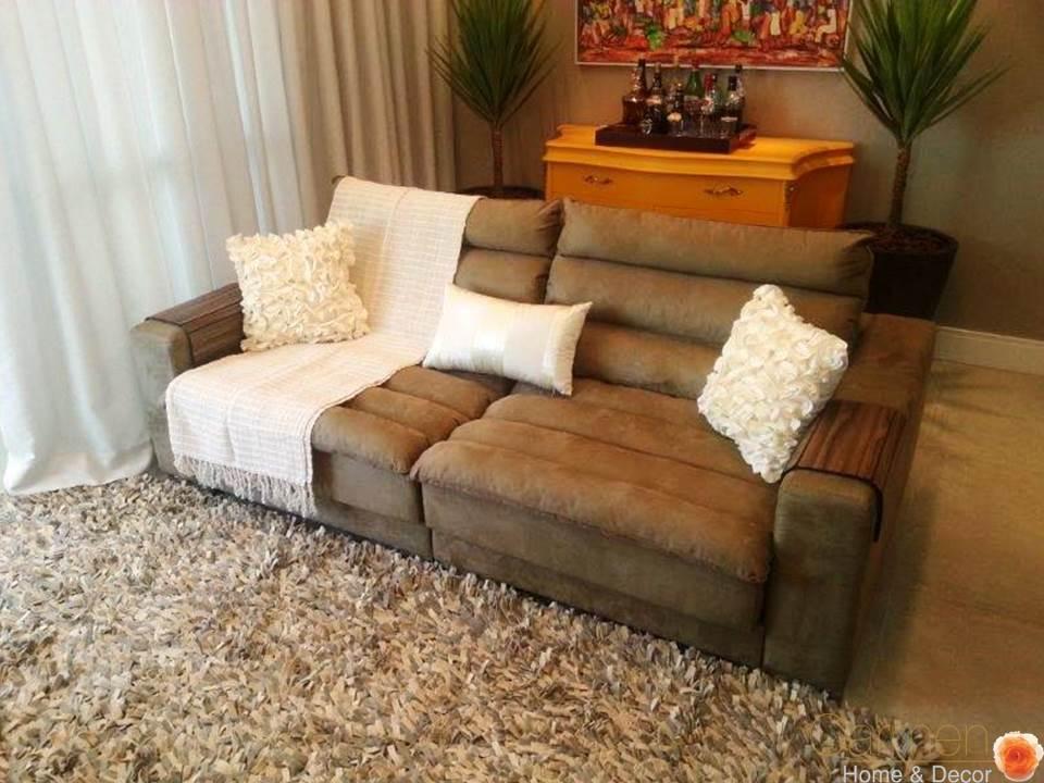 Sala Pequena Com Sofá Vermelho ~ decoração de sala pequena com sofa vermelho