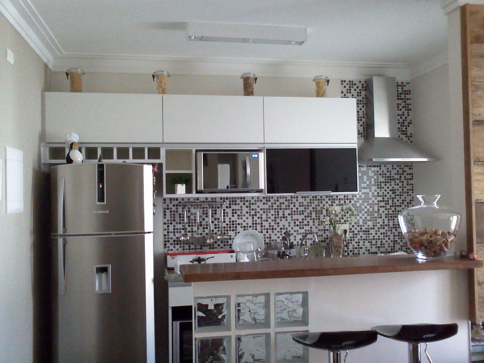 praticidade de se ter uma cozinha americana! #604942 1600 1200