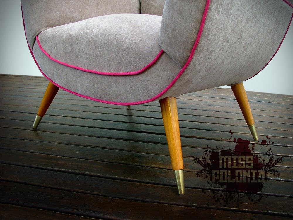 imagen de sillones gndola retro americano simple vintage