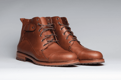 THE BUSKIN BOOTS BROWN - comprar online