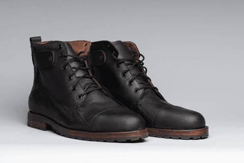 THE BUSKIN BOOTS BLACK - comprar online