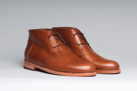 The Desert Boots - Brown - comprar online