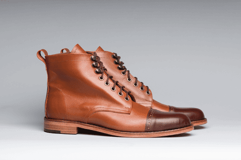 THE RANGER BOOTS - Brown