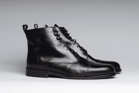 THE RANGER BOOTS - Black