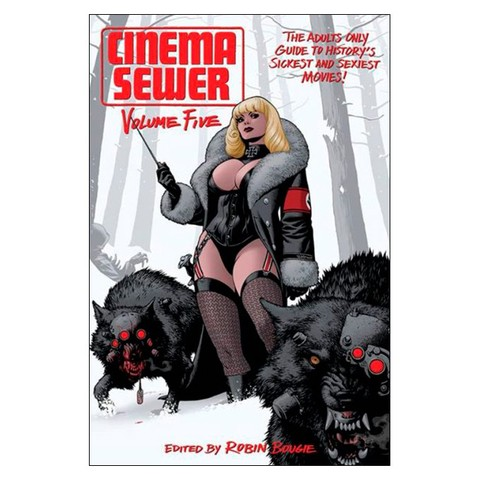Cinema Sewer Vol.5 (Robin Bougie)