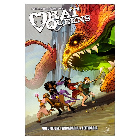 Rat Queens Vol.1 (Kurtis J. Wiebe, Roc Upchurch)