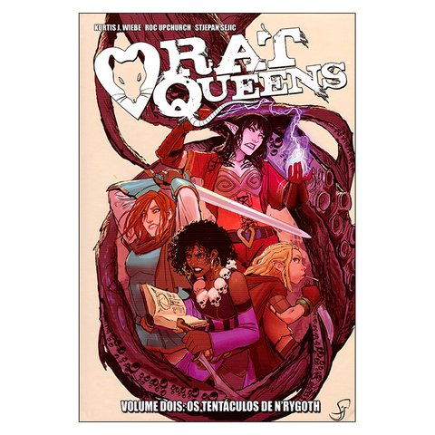 Rat Queens Vol.2 (Kurtis J. Wiebe, Roc Upchurch, Stjepan Sejic)