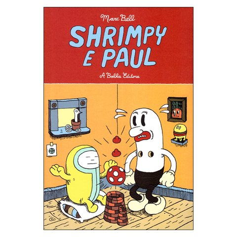 Shrimpy e Paul (Marc Bell)