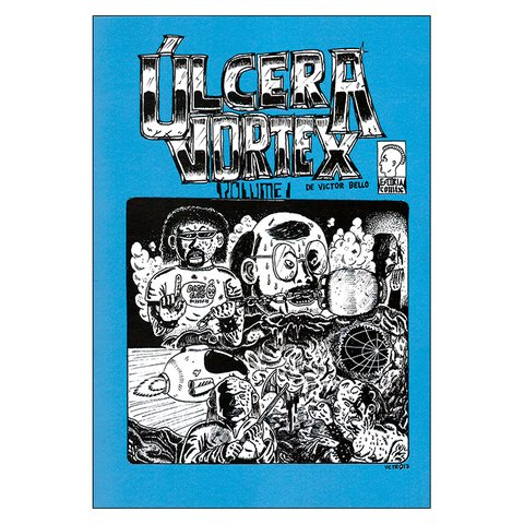 Úlcera Vortex Vol.1 (Victor Bello)