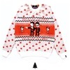 Does He Look Like Sweater (Blanco) - comprar online