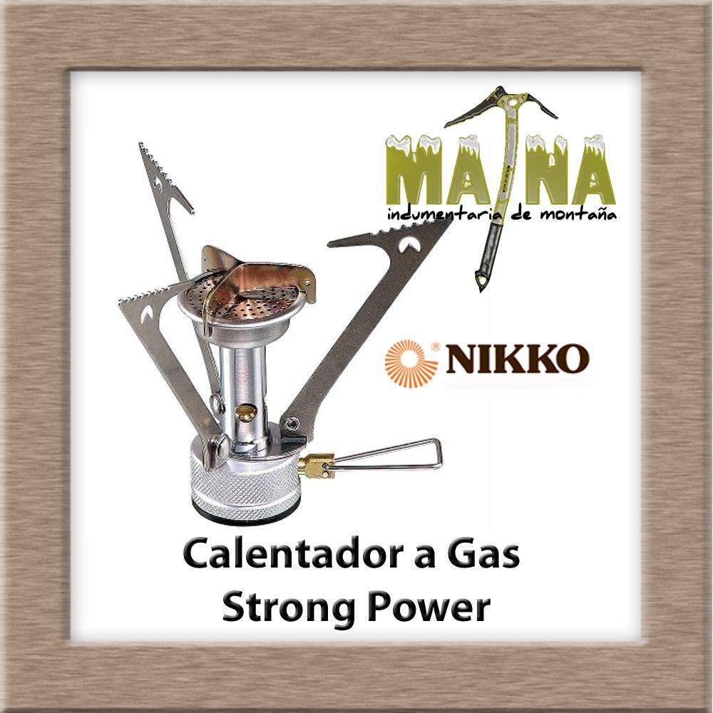 Calentador a gas nikko modelo strong power - Calentador a gas ...