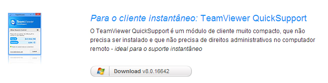 Team Viewer - Acesso Remoto Alloi Informática
