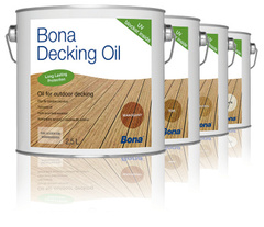 Decking Oil 2.5Lts