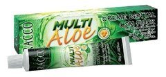 Creme Dental com Flúor Multi Aloe RACCO