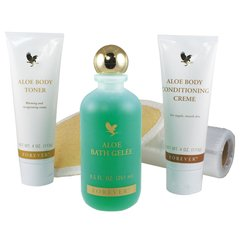 Kit Aloe Body Toning FOREVER Redutor Medidas