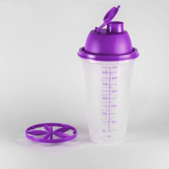 Quick Shake Cores 500ml TUPPERWARE - loja online