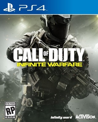 Call of duty Infinite Warfare Standard Edition PS4 NUEVO