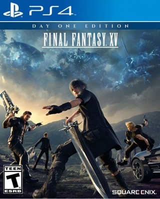 Final Fantasy XV Day one edition Ps4 NUEVO