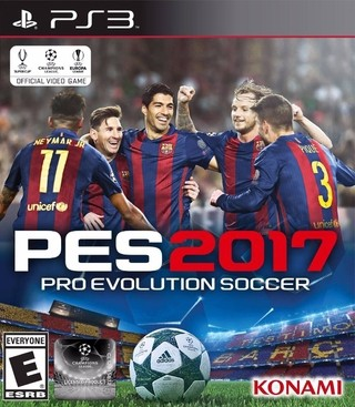 Pro evolution soccer 2017 Ps3 Digital