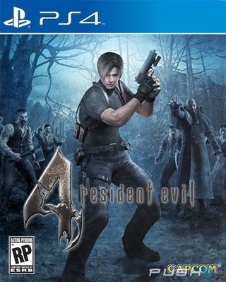 Resident evil 4 Ps4 Nuevo