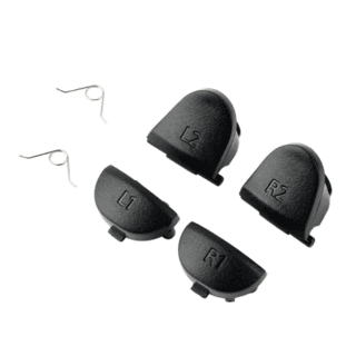 Kit Trigger L1-R1 + L2-R2 + 2 Resortes  (6 piezas)