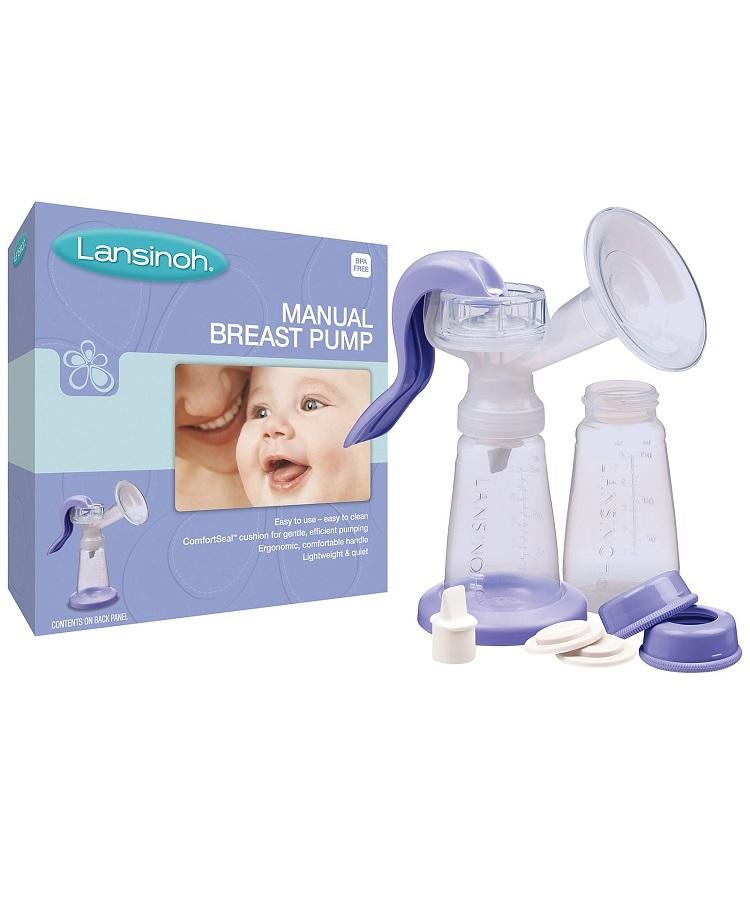 Extractor De Baño Manual:Extractor de Leche Manual Lansinoh™ — Baby Centro – wwwbabycentro