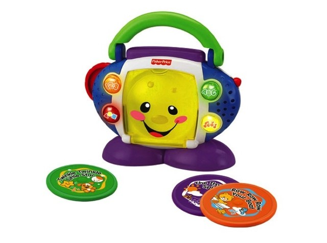 Toca Cd Laugh and Learn Canta Conmigo Fisher Price