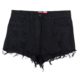 Kansas Black Short