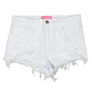 Kansas White Short
