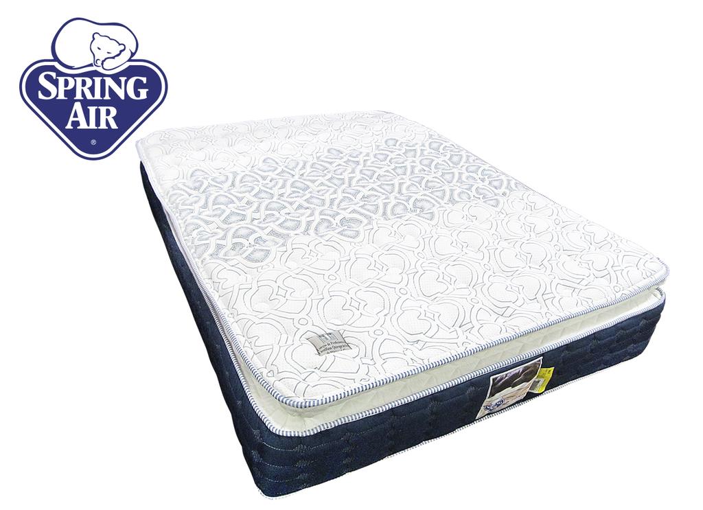 Colch n spring air mod lexington king size for Medidas de colchon king size