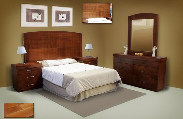 Rec mara wembley king size muebles laffayette for Recamaras en linea