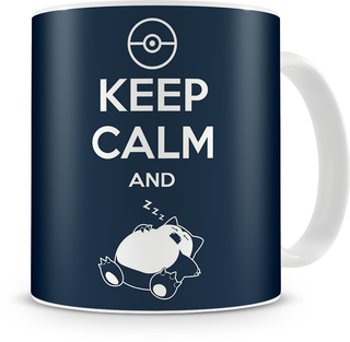 CANECA - KEEP CALM - COD. 1537
