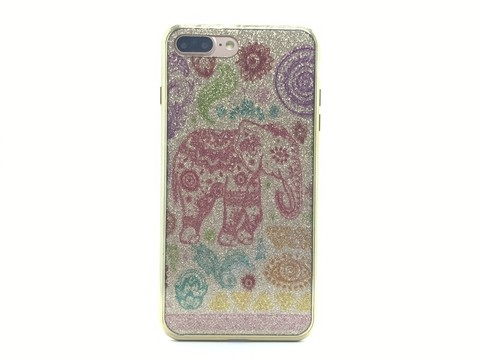 Capa iphone 7 Plus elefante