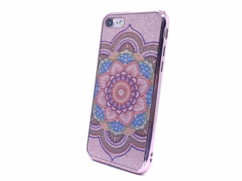 Capa iphone 7 mandala 1