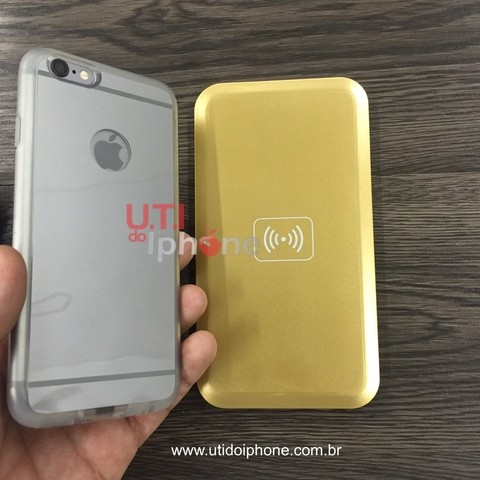 Carregador Wiriless para IPhone 6 Plus