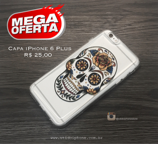 Capa iPhone 6 Plus COD11