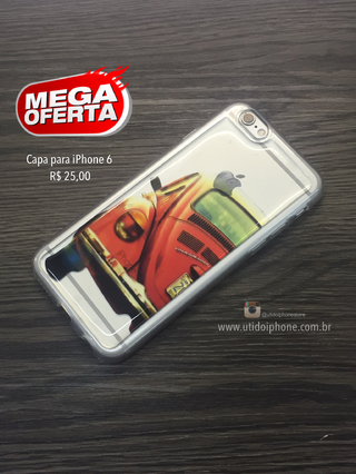 Capa iPhone 6 COD15