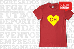 Remera Chapulin Colorado