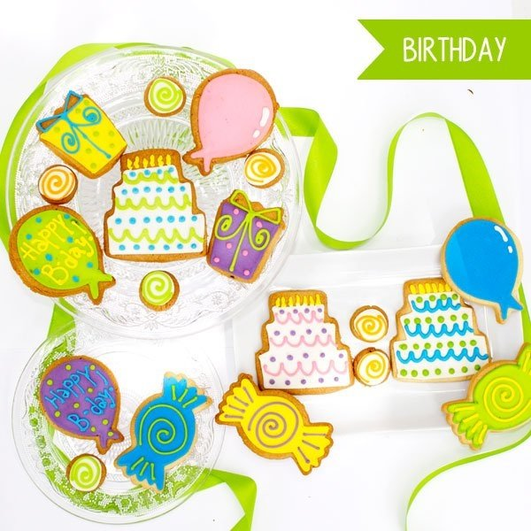 BIRTHDAY PARTY BOX - comprar online