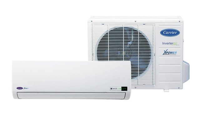 Ar Condicionado Split Carrier Inverter X-Power 12.000 Btu/h Frio 220 Volts.