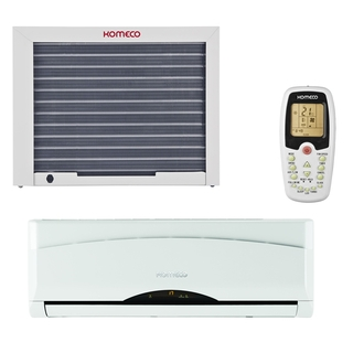 Ar Condicionado Komeco Split Window 9000 Btu/h Frio 220 Volts.